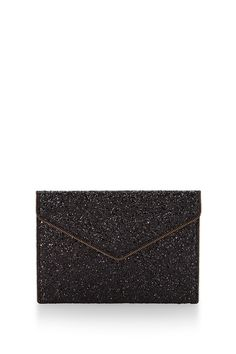 Leo CLutch - The textured Leo Clutch is the perfect sidekick for a night out. It features interior credit card slots so you don't need to bring out your wallet.