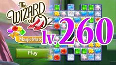 Wizard of Oz: Magic Match - Level 260 (1080/60fps)