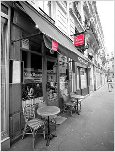 Restaurant Chez Marie Louise, located at 11 rue Marie et Louise, near Canal St. Martin.