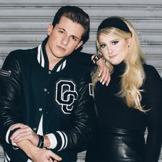 Do you think Charlie Puth and Meghan Trainor are dating? I think so and I don't really like it. Let me know what you guys think!!