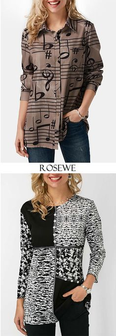 Cute tops for women at Rosewe.com, free shipping worldwide, check them out.