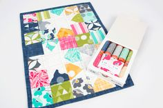 Moda Aurifil Thread Sets