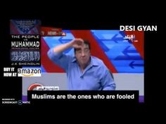 Muslim Has Meltdown on TV After Discovering Truth-Islam Exposed - YouTube
