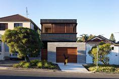 Bondi House by Andrew Burges Architects. Image: Peter Bennetts