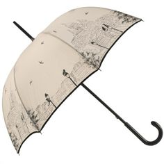 Montmatre Umbrella by Guy De Jean