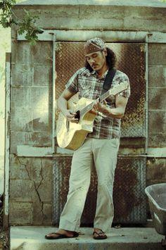 My favorite Singer Songwriter. Abel Garcia