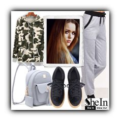 """7/20 shein"" by fatimka-becirovic ❤ liked on Polyvore featuring Toni&Guy"