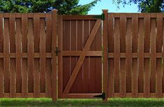 Midwest Manufacturing 6' x 6' Basket Weave Composite Fence at Menards