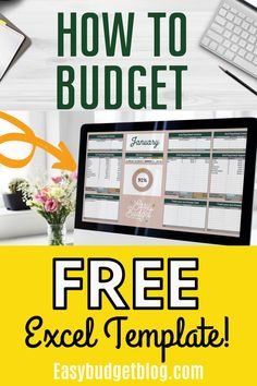 Are you ready to take control of your money by creating a monthly budget? If so, you've come to the right place! Budgeting will help you pay off debt, save more, reach your financial goals faster, and feel more organized. #howtomakeabudget #howtomakeabudgetforbeginners #howtomakeabudgetspreadsheet #howtomakeabudgetplan #freeexcelbudgetspreadsheet #freeexcelbudgetspreadsheettemplates #freeexceltemplates #freeexcelbudget Budget App, Easy Budget, Making A Budget, Monthly Budget, Budget Planner, Budgeting Finances, Budgeting Tips, Financial Goals, Financial Planning