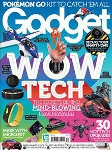 Gadget Magazine Subscription UK Offer