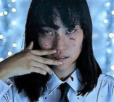 """'Kitty' Chicha Amatayakul in """"Girl From Nowhere"""" Female Character Inspiration, Character Art, Dreamers Disease, Self Photography, Pretty Asian Girl, Tv Series, Netflix Series, Anthology Series, Aesthetic Girl"""