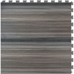Perfection Floor Tile LVT 6-Piece 20-in x 20-in Dark and Light Gray Floating Stone Luxury Vinyl Tile