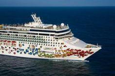 Norwegian Gem Cruise Ship - Norwegian Gem Photo Courtesy of Norwegian Cruise Line