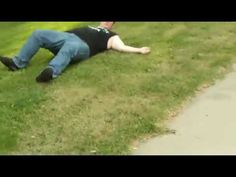 Big guy accidentally kills a soccer ball after whiffing his kick attempt. | Real Funny