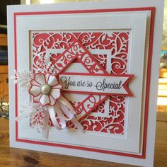 Image result for sue wilson hexagon card Hexagon Cards, Die Cut Cards, Love Cards, Thank You Cards, Sue Wilson Dies, Spellbinders Cards, Mothers Day Cards, Valentine Day Cards, Shaker Cards