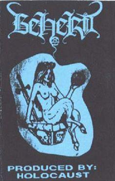 Beherit - Promo 1992 (Cassette) at Discogs