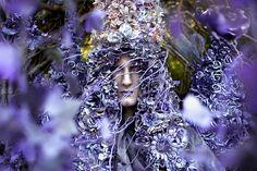 Wonderland 'A Floral Birth', via Flickr.