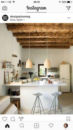 Organic design interior