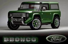 33 Best 2015 Ford Bronco Concept Images Ford Trucks Ford Bronco