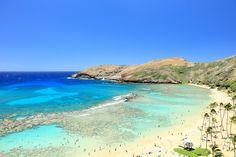 Hanauma beach in Hawaii. | Flickr - Photo Sharing!