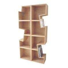 These Shelving Units from Bloq (Paul Johnson) are Fun and Functional #homedecor trendhunter.com