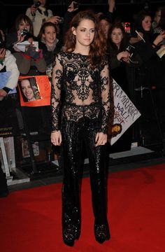 Kristen Stewart in Zuhair Murad at UK Twilight Premiere | Tom & Lorenzo