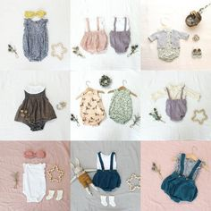 娘の春夏ベビー服がだいたい買い揃ったのでまとめてみました。1.肌寒い日の外出コーデ長袖ロンパース,サロペットブルマRompers:Petit mainSalopette:韓国子供服エアコンの効いてる場所ではZARAのカーディガンを着せます。