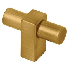 Liberty Artesia/Modern Metal 1-3/4 in. Cabinet Hardware Knob – Home Depot (!!!), $3.99