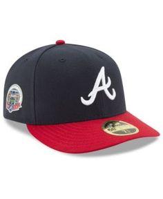 more photos 1bf3e a4e2f New Era Atlanta Braves 2017 Inaugural Season Patch 59FIFTY Low Profile Cap    Reviews - Sports Fan Shop By Lids - Men - Macy s