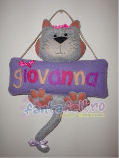 Fanta Feltro: Gattino fuoriporta