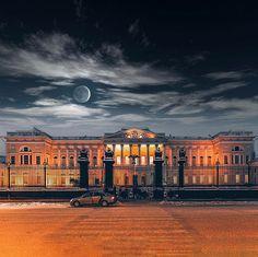 Государственный Русский музей (до 1917 года «Русский Музей Императора Александра III») - крупнейший музей русского искусства в мире. Находится в центральной части Санкт-Петербурга.