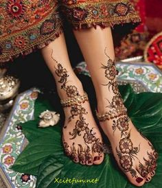 Eid Mehndi Designs Images - Latest Collection : Fashion, Beauty