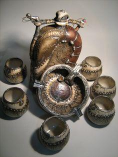 Михаил Савенко. Керамика