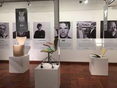 """""""7 Cool Architects"""" de Republic of #FritzHansen: Interpretaciones contextuales de la silla Series 7™ de #ArneJacobsen. Museo Nacional de Artes Visuales (#MNAV)"""