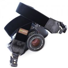 'Zelda' Velvet Camera Strap
