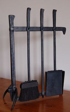 """Wedge"" Companion Set by Adrian The Smith at Trinity Forge, via Flickr"