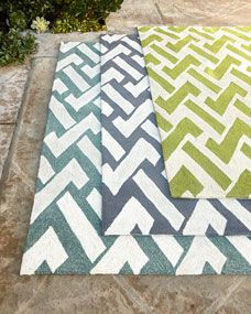 Lattice Indoor Outdoor Rug