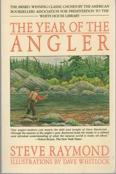 The Year of the Angler by Steve Richmond (1988, Paperback)