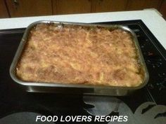 Braai Recipes, Brunch Recipes, Yummy Recipes, Salad Recipes, Bacon Wrapped Potatoes, Canned Pears, Beer Bread, Campfire Food, South African Recipes