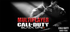 Call of Duty Black Ops 2 multiplayer reveal