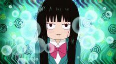 KIMI NI TODOKE | Sawako and her funny looking faces