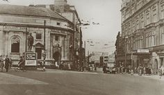 Wartime photograph of Northgate
