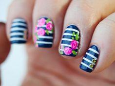 Diseños de Uñas para Primavera - Coloridos y Alegres - Manicure