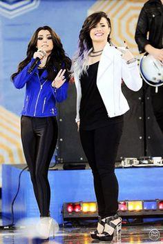 Demi & Cher ;D <3