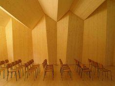 Galerie k příspěvku: Kaple de st-loup | Architektura a design | ADG
