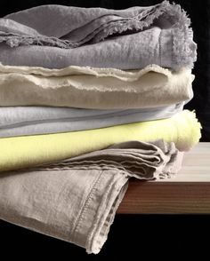 Eileen Fisher Washed Linen Cases,,,emily henderson suggestion