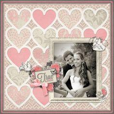 Sweetness Collection #weddingscrapbooks