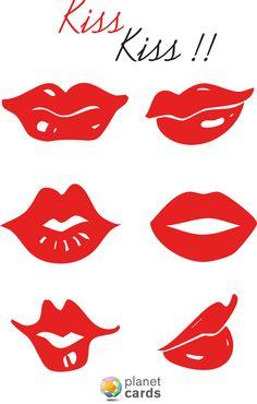 labios clipart - Buscar con Google
