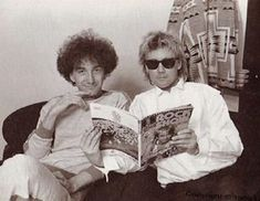 Deaky and Roger