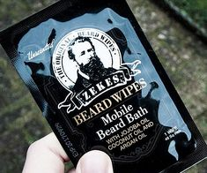 Keep your manly mane looking clean and well groomed throughout the day with help from these beard wipes. Each pack includes 10 unscented wipes that instantly clean and condition your burly beard whenever you need to freshen up.